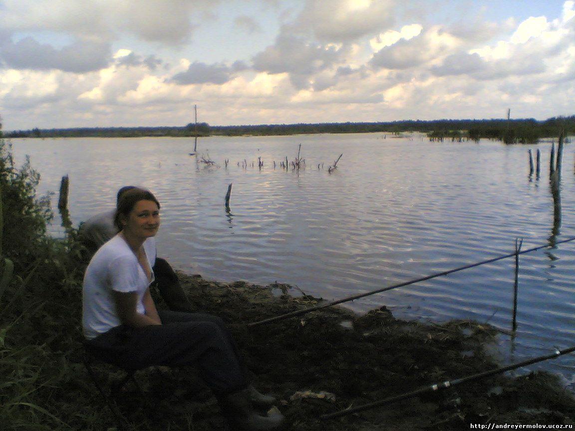кубринское вдхр рыбалка